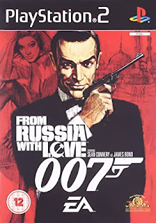 Download 007 - From Russia with Love (USA) PS2 ISO