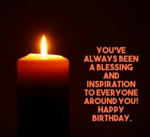 Inspirational Birthday Wishes: 19