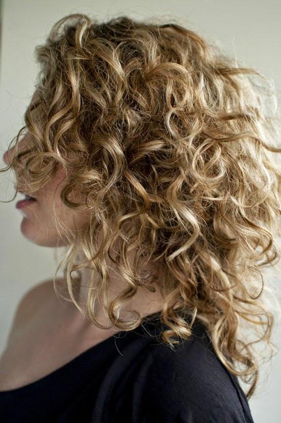10 Best, Cute, Easy, Simple Yet Cool Curly Hairstyles ...