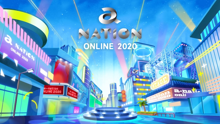 Inilah Pengisi Acara Event a-nation Online 2020