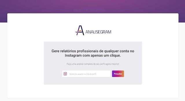 Site Analisegram