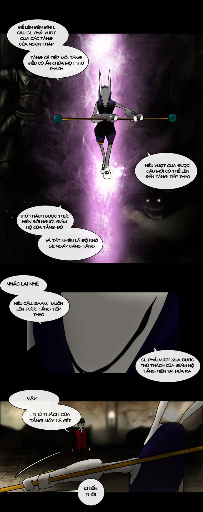 Tower of God chapter 1 trang 31