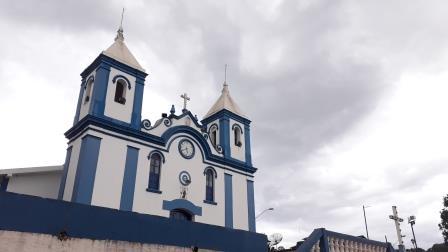 igreja matriz de santo antônio do leite em santo antônio do  leite - ouro preto