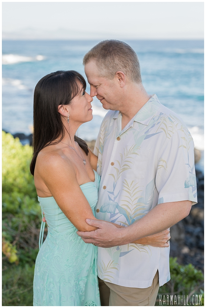 Maui Anniversary Portrait Photographer