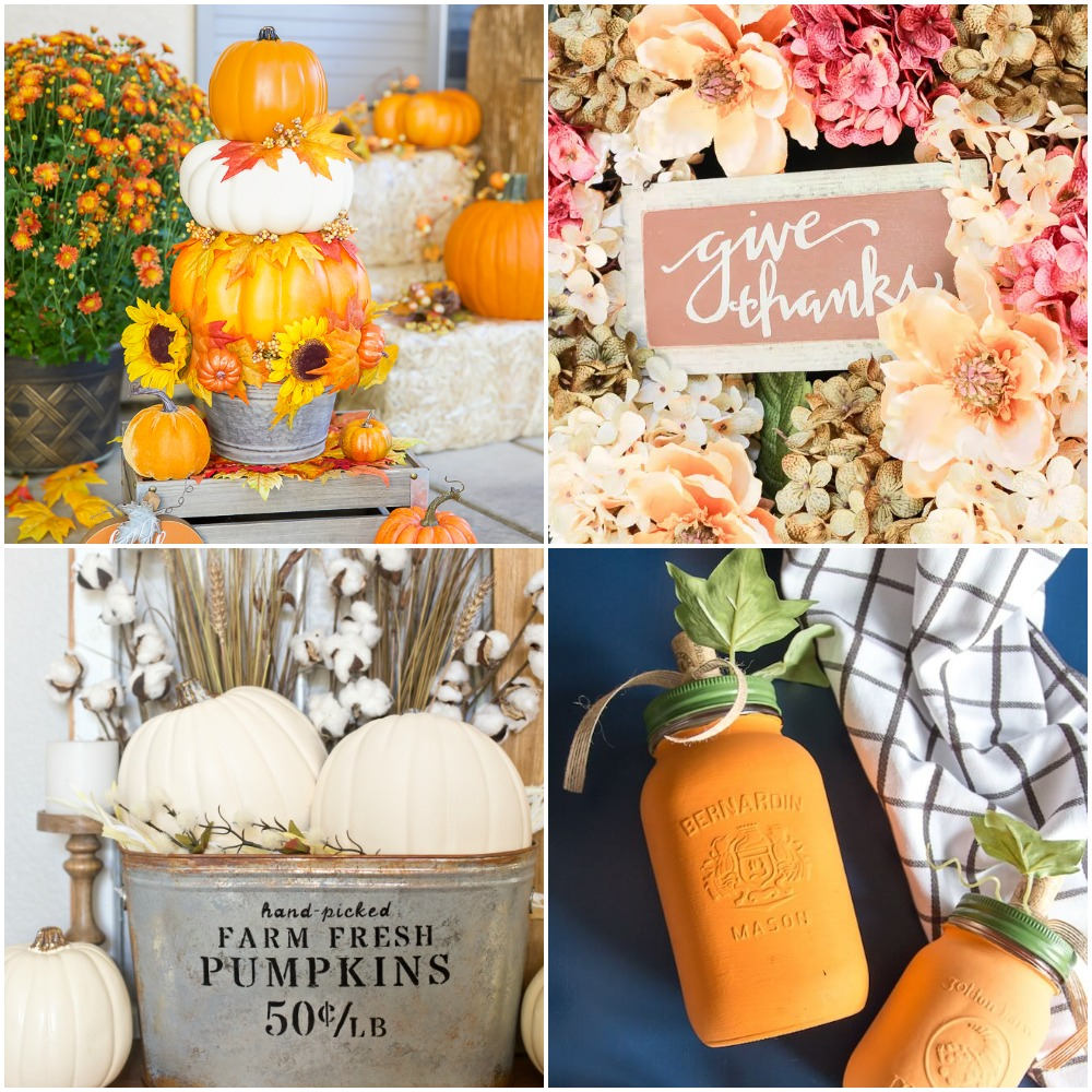 15 Beautiful Fall Crafts To Decorate Your Home This Autumn