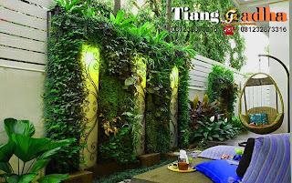tukang taman rumah di surabaya tianggadha art
