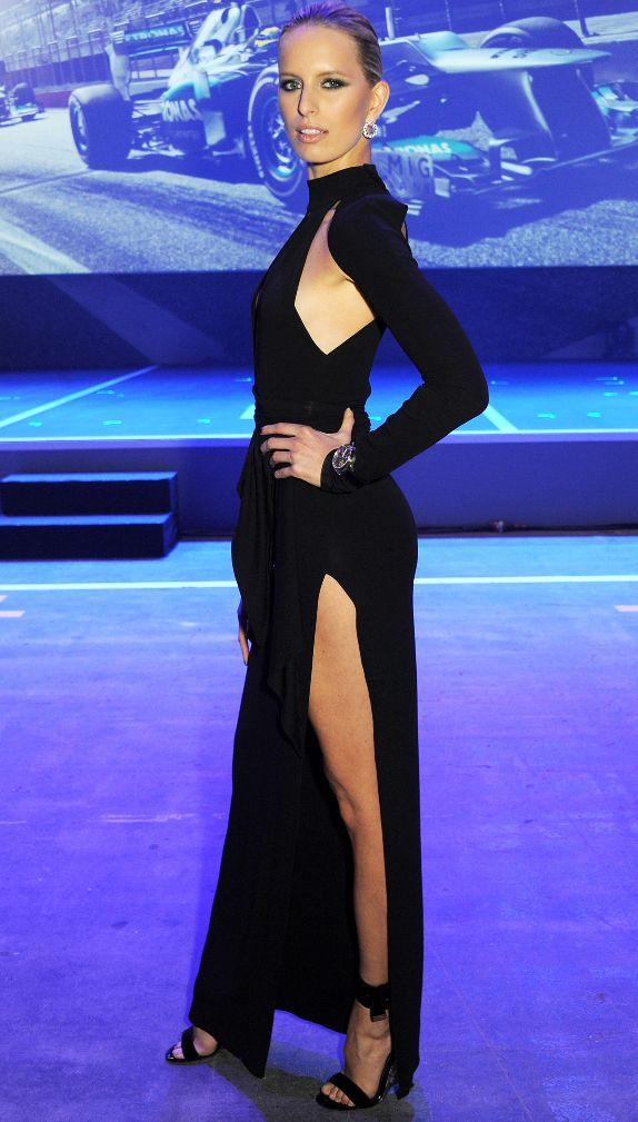 Lulalulera´s World: Karolina Kurkova muy sexy en St. Tropez