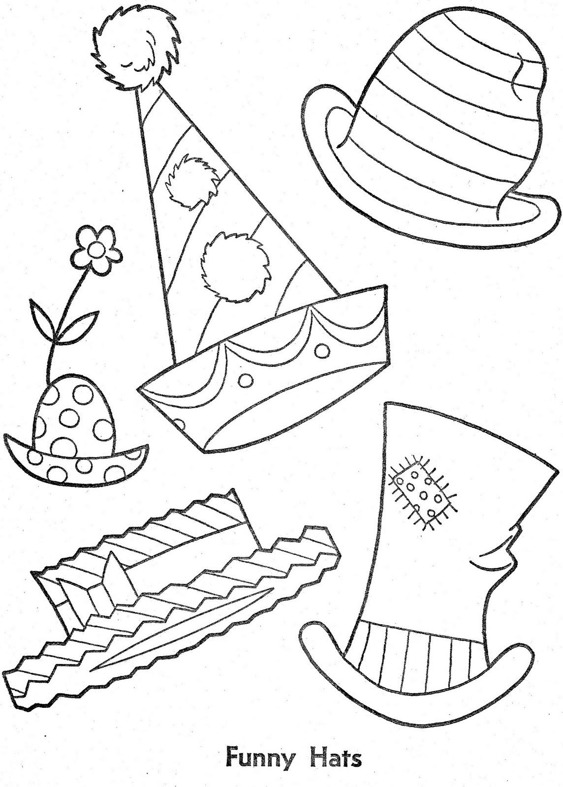 desenhos de palhaÇos para colorir sÓ escola