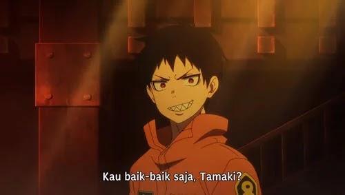 Enen no Shouboutai Episode 9 Subtitle Indonesia
