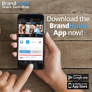 @BrandHubb Brings Sharing And Earning #SmartphoneApp #SouthAfrica