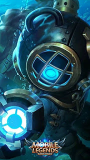 Cyclops Deep Sea Rescuer Heroes Mage of Skins September Starlight 2018 V2