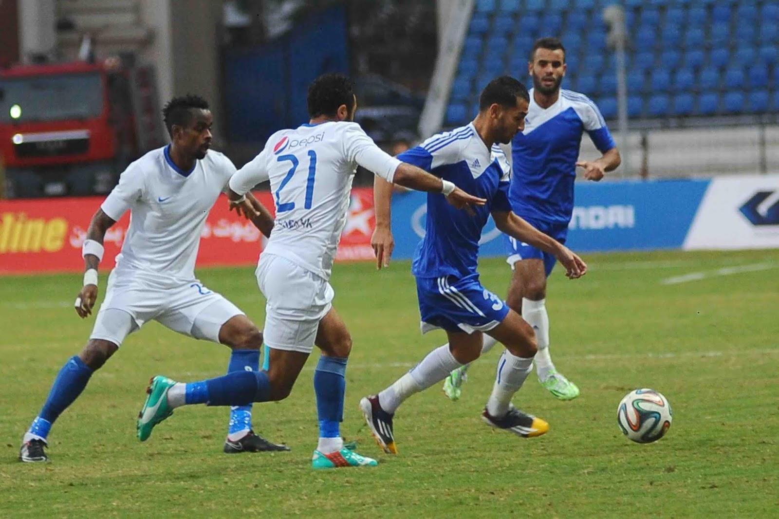 نتيجة مباراة نادي مصر وسموحة بتاريخ 08-02-2020 الدوري المصري