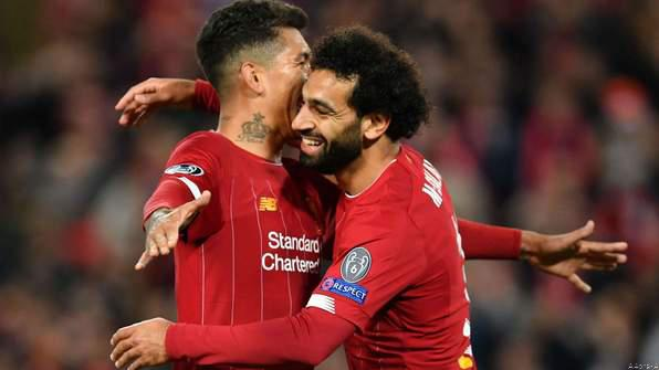 Salad Scores Twice as Liverpool Survive Huge Scare