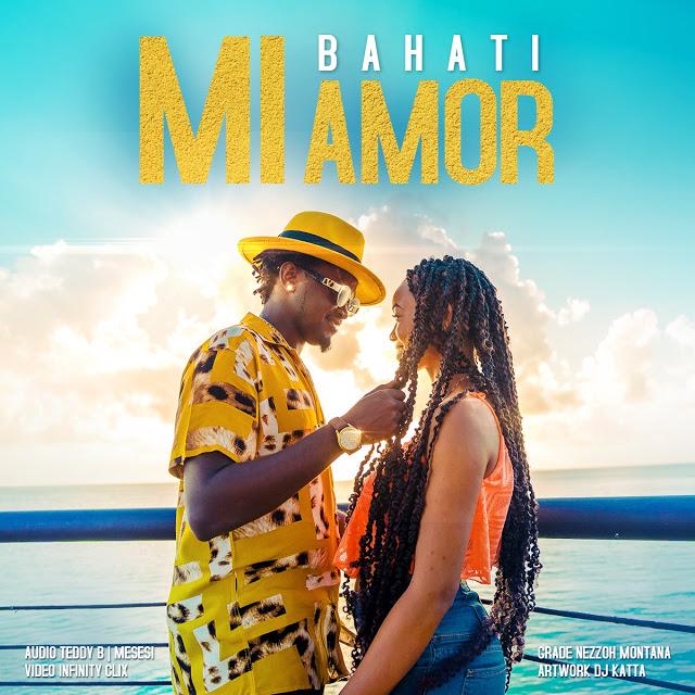 AUDIO   Bahati - Mi Amor   Download MP3