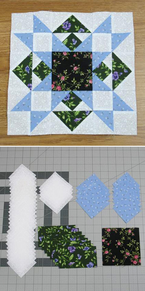 Best of All Quilt Block - Free Pattern & Tutorial