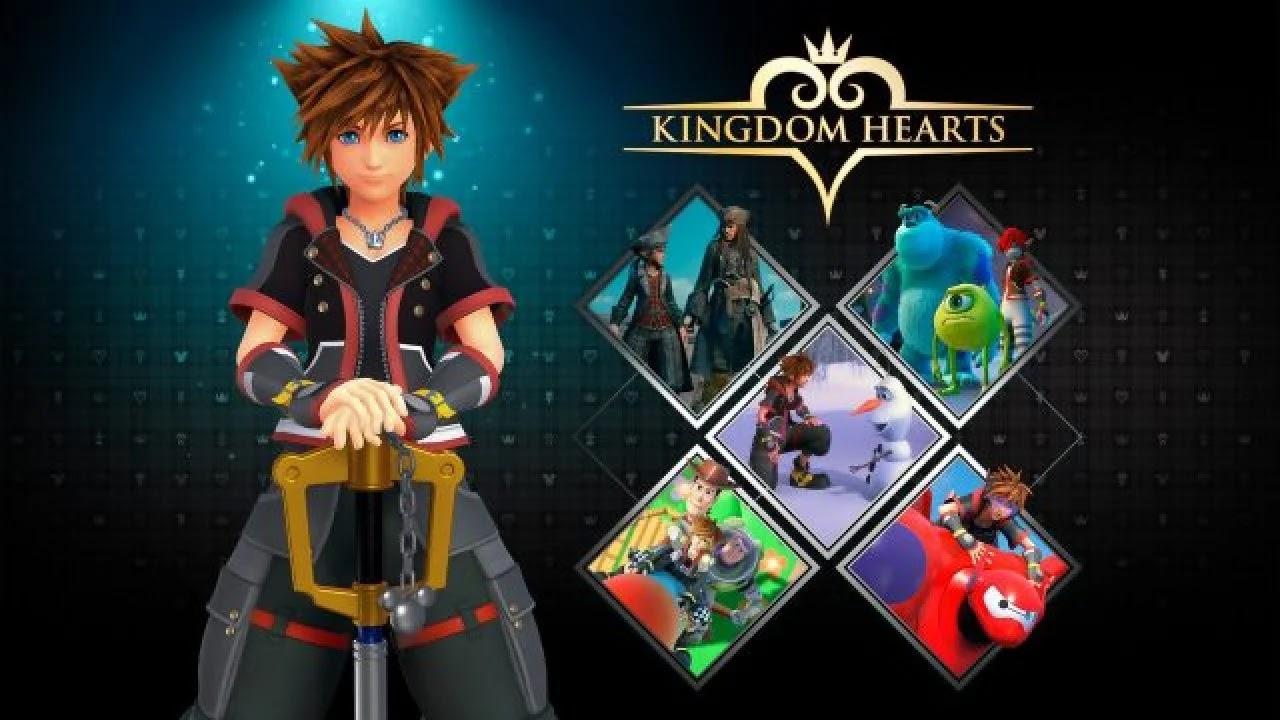Kingdom Hearts 3 Re Mind Türkçe Yama - %100 Türkçe - Kurulum