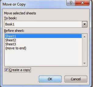 Cara Mengcopy Sheet di Microsoft Excel