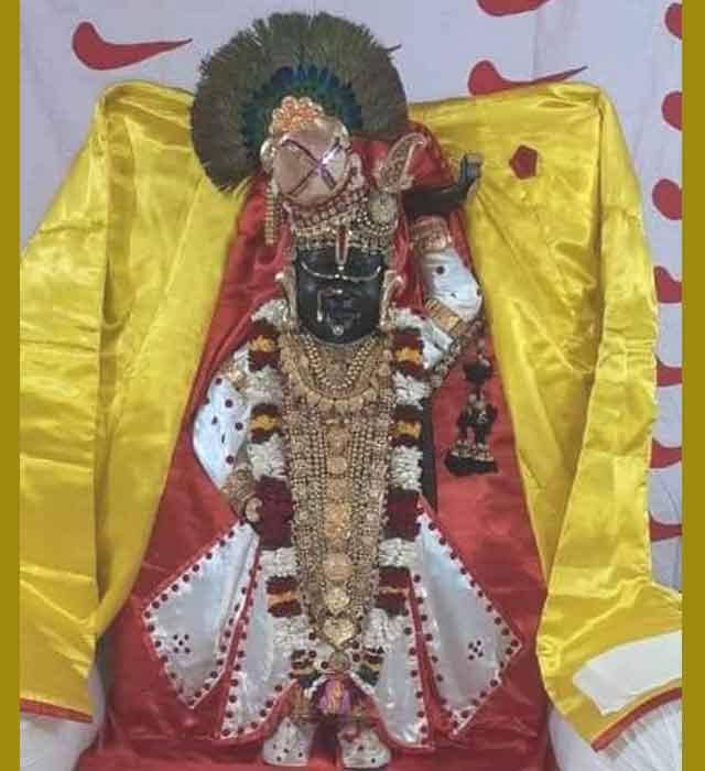shrinathji nathdwara darshan 16 february 2021