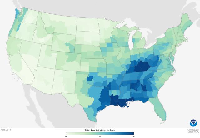 información de datos cuantitativos del mapa de usa