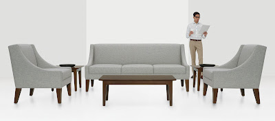 Global Virtual Waiting Room Furniture