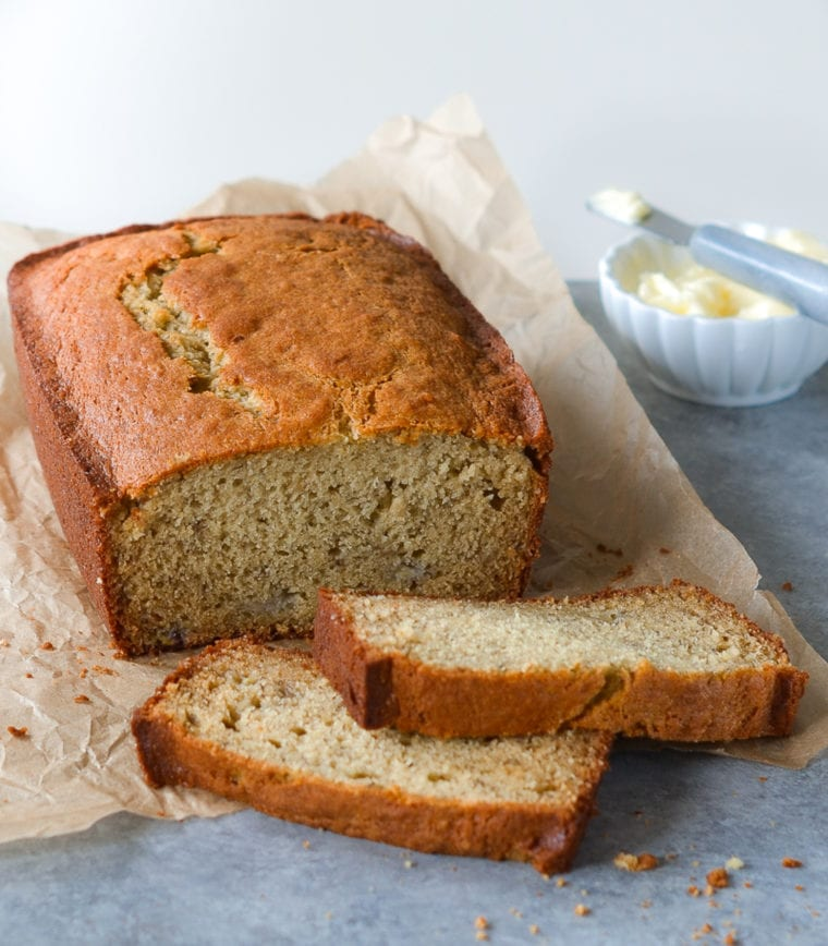 Banana bread recipe healthy, Banana bread,  Banana cake, recipe Banana bread demo