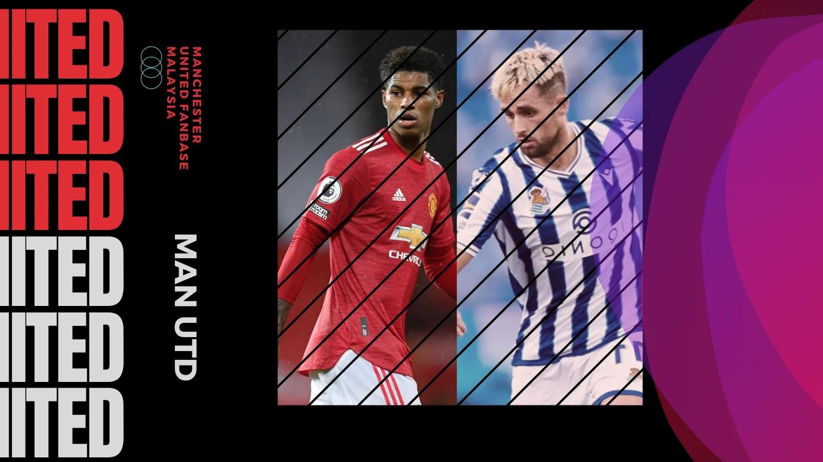 Preview Sociedad Lawan Manchester United UEL Pusingan 32