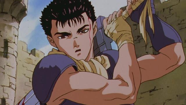 berserk 1997 original
