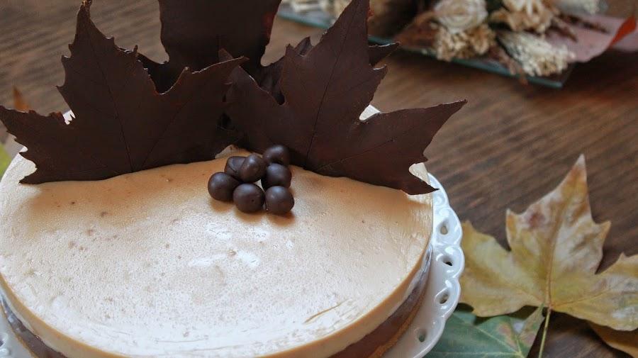 tarta-de-turrón-y-chocolate