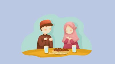 Doa Sebelum Makan Dan Sesudah Makan Lengkap dengan Artinya