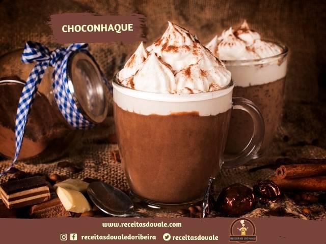 Receita de Choconhaque