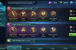 Trik Upgrade Emblem Mobile Legend !! Level Naik Drastis