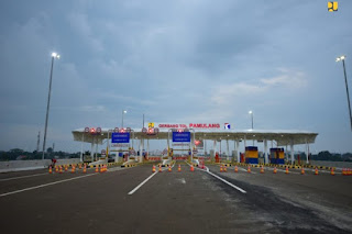 Kementerian PUPR: 427 Km Ruas Tol Baru Ditargetkan Tuntas di 2021