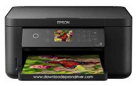 Epson XP-5105 printer driver Download and install free driver