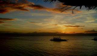 Sunset Sensasional Dari Bukit Goa Jepang Lhokseumawe Aceh Utara