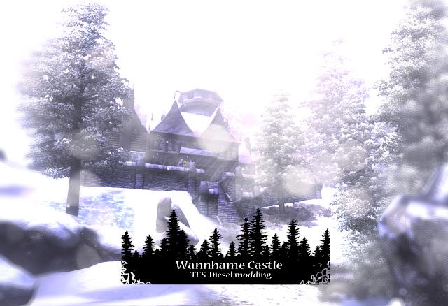 Замок Ванхейм/Wannhame Castle