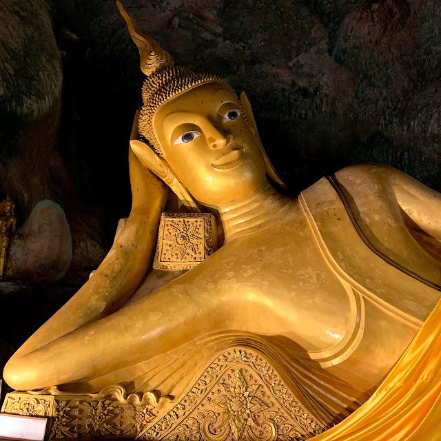 baie de Phang Nga, James bon island, bouddha couché, thaïlande, les petites bulles de ma vie