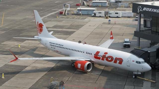 Hidung Pesawat Naik-Turun, Ini Kondisi Lion Air PK-LQP Sebelum Jatuh