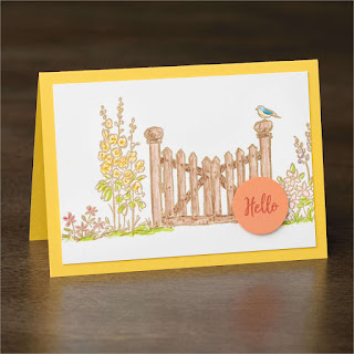 5 Stampin' Up! Grace's Garden Projects #stampinup #lastchance