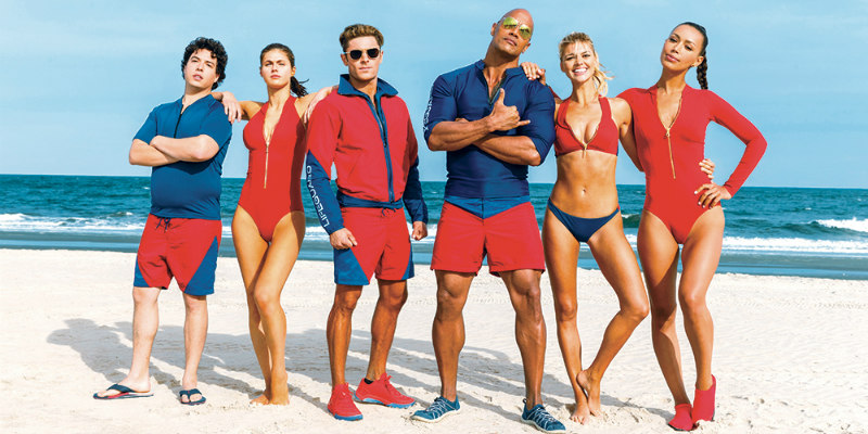 Now On Netflix - BAYWATCH