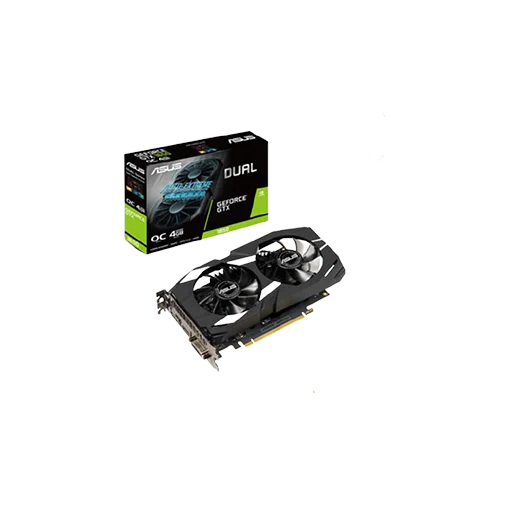 VGA Asus DUAL-GTX1650-O4G