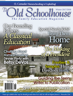 old school house mag cover