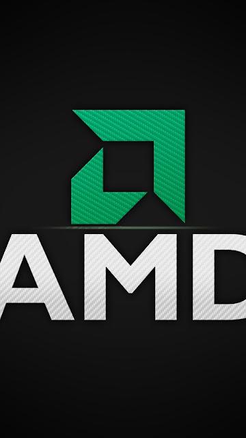 Amd Logo Wallpaper Full HD
