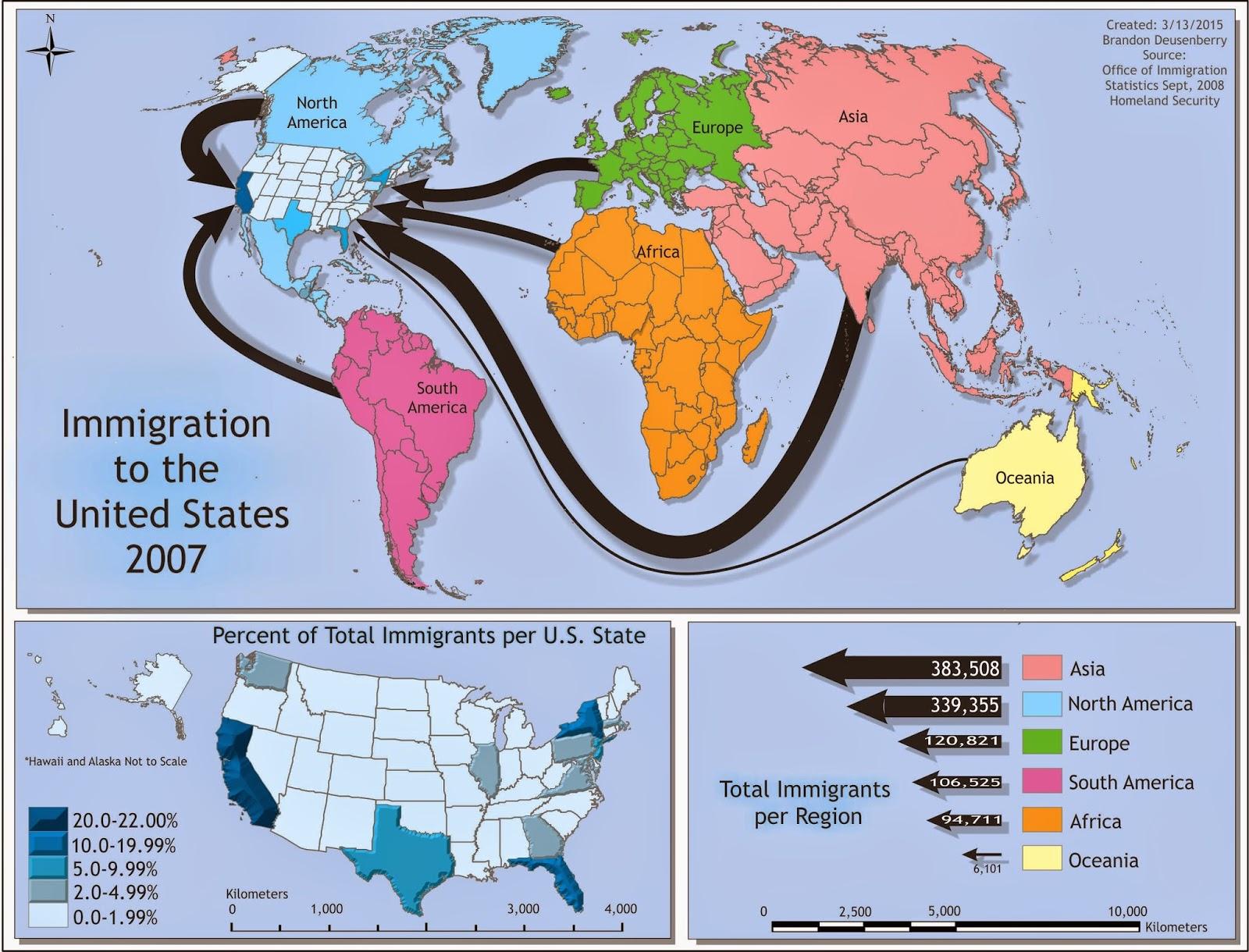 Brando\'s GIS Odyessy : Flow Line Mapping