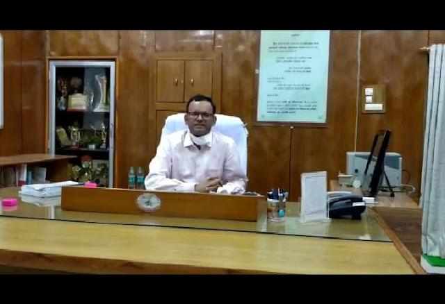 Seoni News : सिवनी कलेक्टर डॉ. राहुल हरिदास फटिंग की आमजनों से अपील  Seoni-News-Seoni-Collector-Dr-Rahul-Haridas-Fitting-appeals-to-public