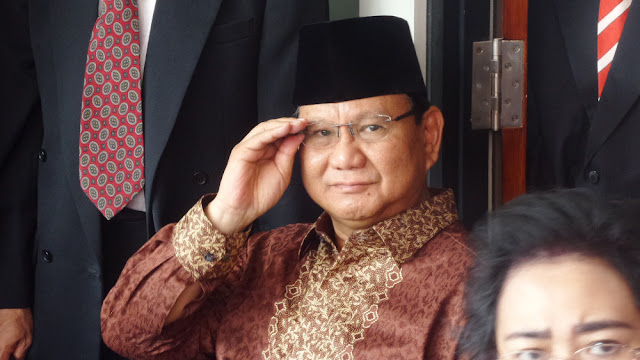 Ratusan Purnawirawan TNI-Polri Deklarasi Dukungan untuk Prabowo Jadi Capres