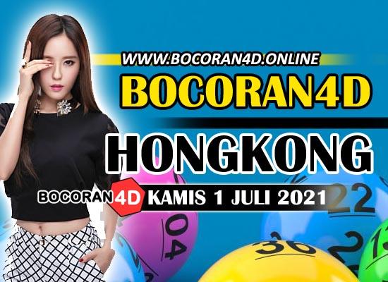 Bocoran HK 1 Juli 2021