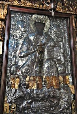"""Αποτέλεσμα εικόνας για Η Ι.Îœ.Αγ.Ιωάννου Ï""""Î¿Ï… Î§Ï Ï…ÏƒÎ¿ÏƒÏ""""όμου στη Πάξο"""