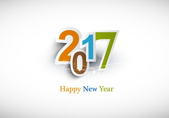 funny Happy  New Year  message