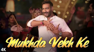 MUKHDA VEKH KE SONG LYRICS IN HINDI