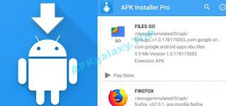 تحميل تطبيق APK INSTALLER PRO 8.6.1.apk